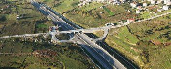 Road Unaza e Re – Mullet