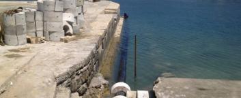 Rrjeti i ujësjellësit dhe kanalizimeve në Tivat dhe Herceg Novi, Mali i Zi